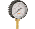 Push-In Pressure Gauge (0-40 psi)