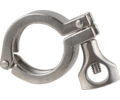 ForgeFit® Stainless Tri-Clamp - 1.5 in. Clamp