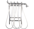 MoreBeer! Pro Manual Keg Filler - 4 Station