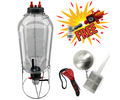FermZilla Conical Pressure Brewing Kit - 13.2 gal. / 55 L