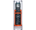 Tilt™ Hydrometer and Thermometer - Orange