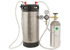Homebrew Kegging Kit with Pin Lock Keg