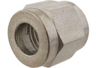 Flare Fitting - 1/4 in. Swivel Nuts (Stainless Steel)