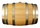 A&K American Oak Barrel - 30 gal