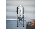 Ss BrewTech Chronical Fermenter Brewmaster Edition with FTSs Heating & Chilling Package - 14 gal.