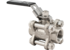 Blichmann 3 Piece Ball Valve - 1/2 in. NPT
