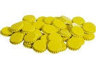 Bottle Caps - Yellow - Oxygen absorbing - Case of 10,000