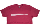 MoreBeer!® - Red T-Shirt