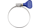 Butterfly Hose Clamp - 2 3/8 in.