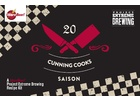 20 Cunning Cooks Saison - All Grain Beer Kit (5 Gallons)