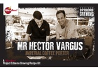 Mr. Hector Vargus Imperial Coffee Porter - Extract Beer Brewing Kit (5 Gallons)