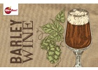 Barley Wine - All Grain Beer Brewing Kit (5 Gallons)