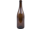 Bottles - 750ml Amber Champagne/Belgian Style - Case of 12