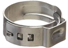 Stepless Hose Clamps - 1/4 in. OD Tubing (20 Pack)
