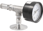 Tri-Clamp Pressure Relief Valve - 1.5 in.