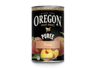 Peach Puree (49 oz.) - Oregon Fruit Puree