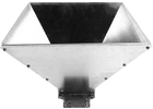 Aluminum Hopper for MaltZilla Motorized Grain Mill