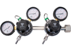 KOMOS® Dual Body CO2 Regulator