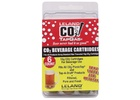 CO2 Cartridges (16g) - 6 Count
