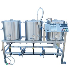 20 Gallon Single-Tier BrewSculpture Digital Deluxe