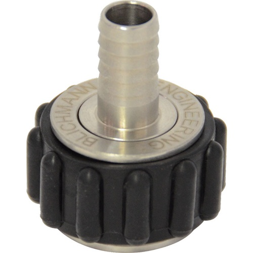 Blichmann Quick Connector - 3/8 in. Straight Barb