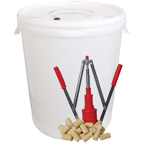 Winemaking Equipment Kit (For Brewers)