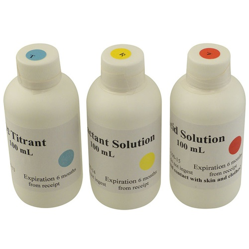 Vinmetrica - SO2 Reagent Kit for MT560 & MT570