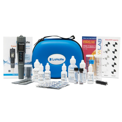 LaMotte - BrewLab Plus Water Test Kit 7188-01