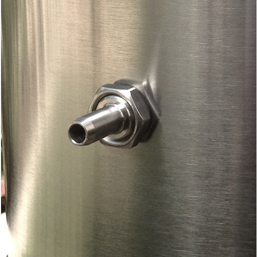 Stainless Steel Weldless Thermowell - 100 mm