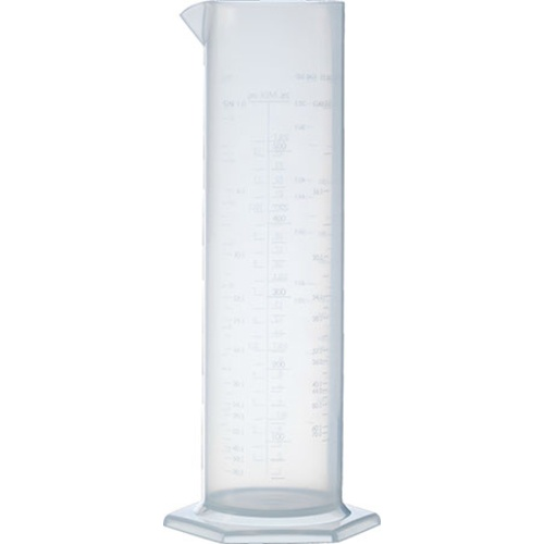 Plastic Graduated Cylinder - 500 mL