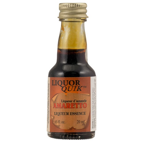 Amaretto Flavoring (Liquor Quik) - 20 mL