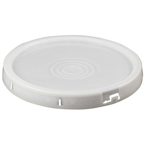 Lid for 6 Gallon Bucket - Gasket & Tear Strip