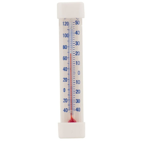 Stick-On Thermometer - 4 in - 40F-120F