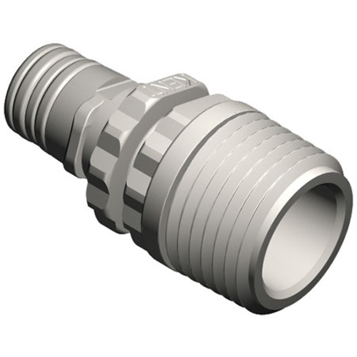 Kent Fittings - Male QD x 1/2 in. MPT