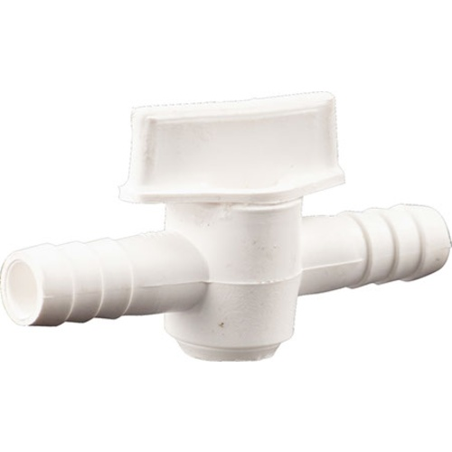 Plastic Ball Valve - 3/8 in.