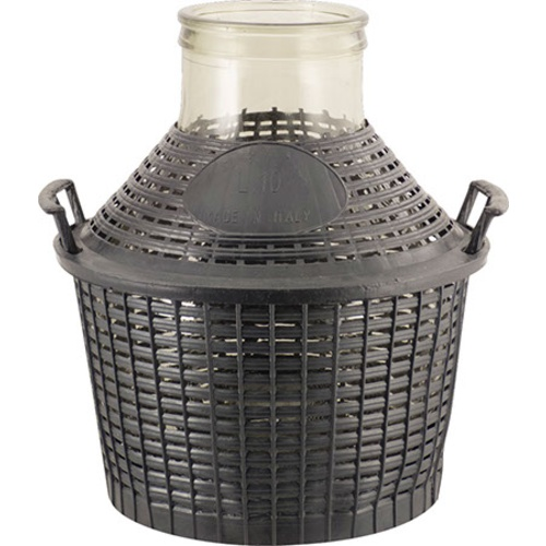Glass Demijohn - 2.6 gal. (Wide Mouth)