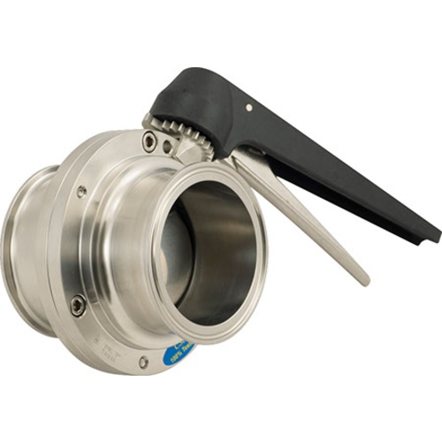 Stainless - 3 in. Butterfly Valve (304 S/S)