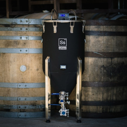 Chronical Half Barrel FTSs - Fermentation Temperature Stabilization System