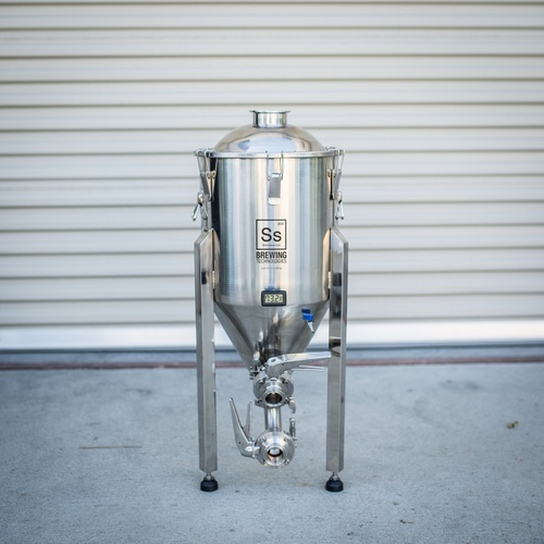 Ss BrewTech Chronical Fermenter Brewmaster Edition - 7 gal.
