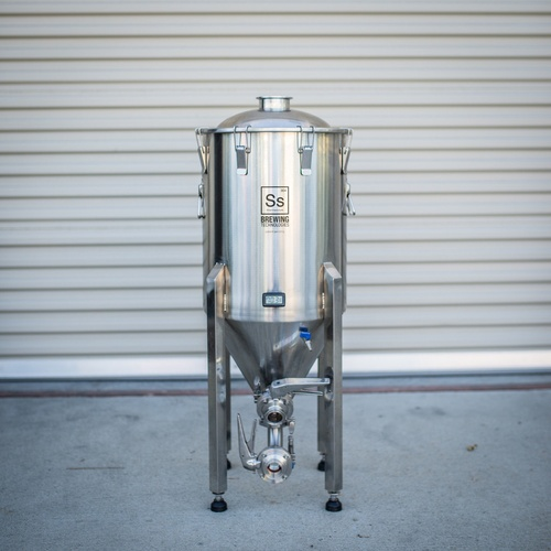 Ss BrewTech Chronical Fermenter Brewmaster Edition - 14 gal.
