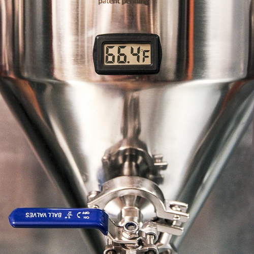 LCD Thermometer for Ss BrewTech Fermenters and InfuSsion Mash Tuns