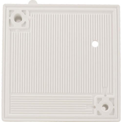 Replacement End Plate for Super Jet Filter - Inlet & Outlet Side