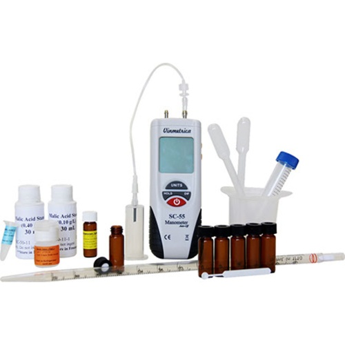 Vinmetrica SC-55 MLF Analyzer Kit