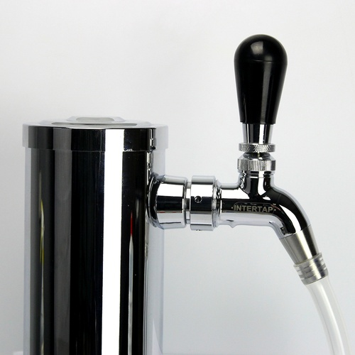 Intertap Beer Faucet Parts - Growler Filler Spout