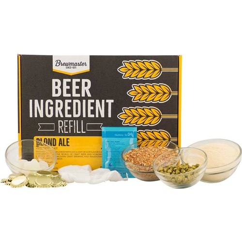 Blonde Ale Beer Brewing Kit (1 gallon)
