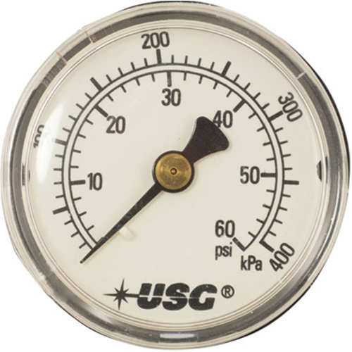 Replacement Pressure Gauge for Speidel Bladder Presses