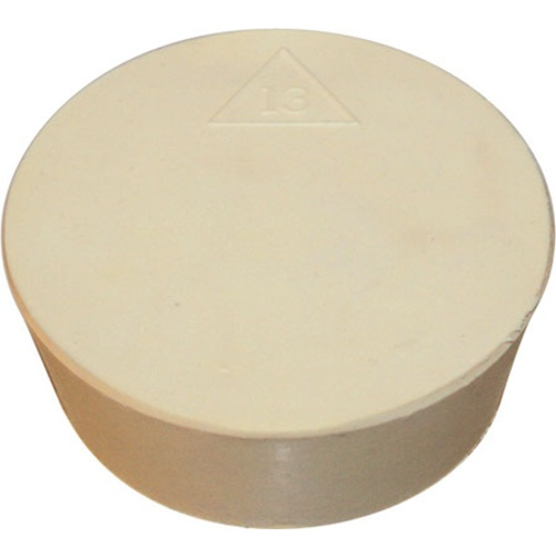 Rubber Stopper - #13 Solid