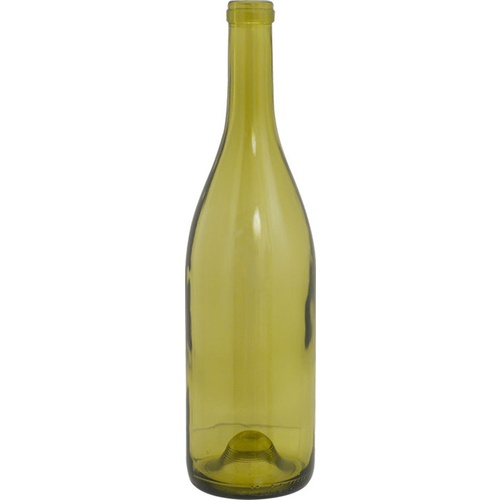Wine Bottles (Dead Leaf Green) - 750ml (Case of 12) - Pallet of 98 Cases