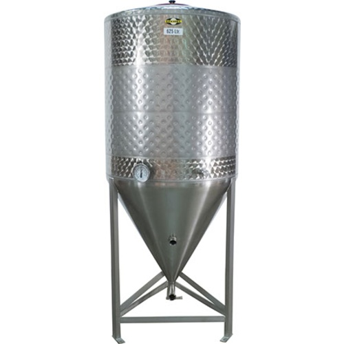 Speidel Stainless Conical Fermenter With Cooling Jacket - 5 BBL