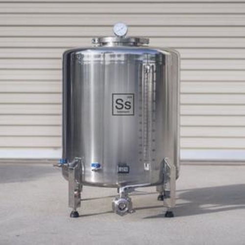 Ss BrewTech Brite Tank with FTSs Chilling Package - 1 bbl